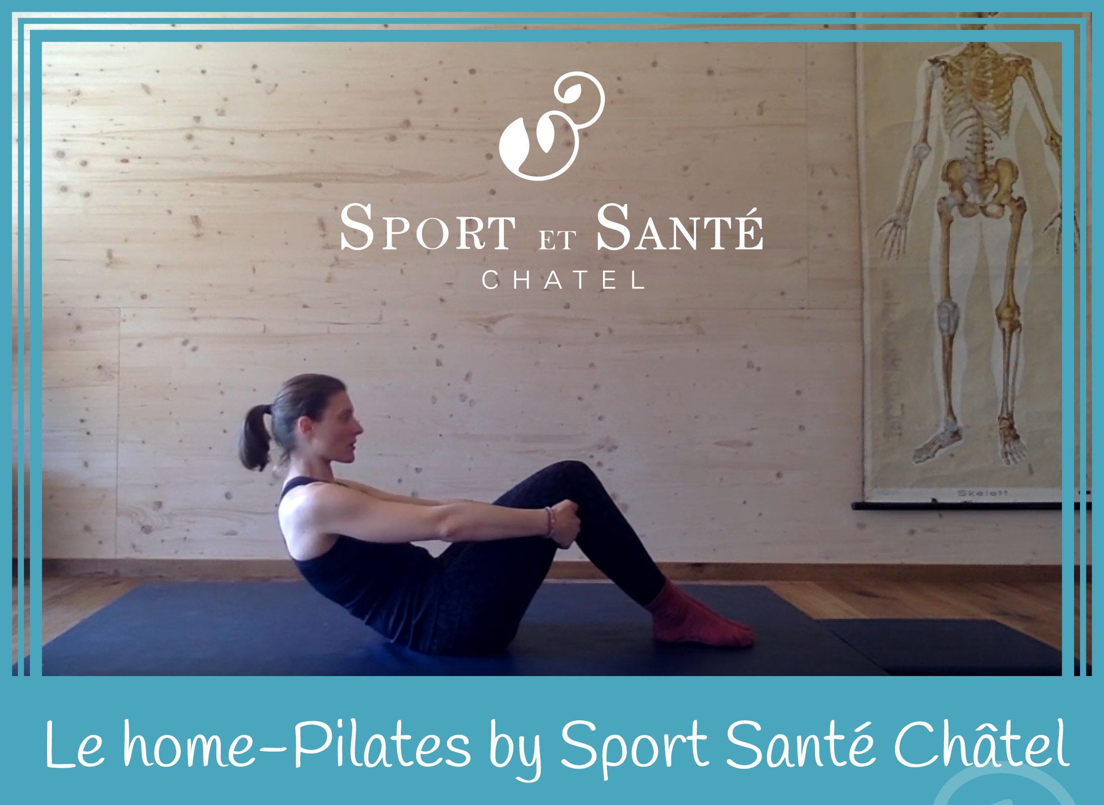 Le home-Pilates by Sport Santé Châtel
