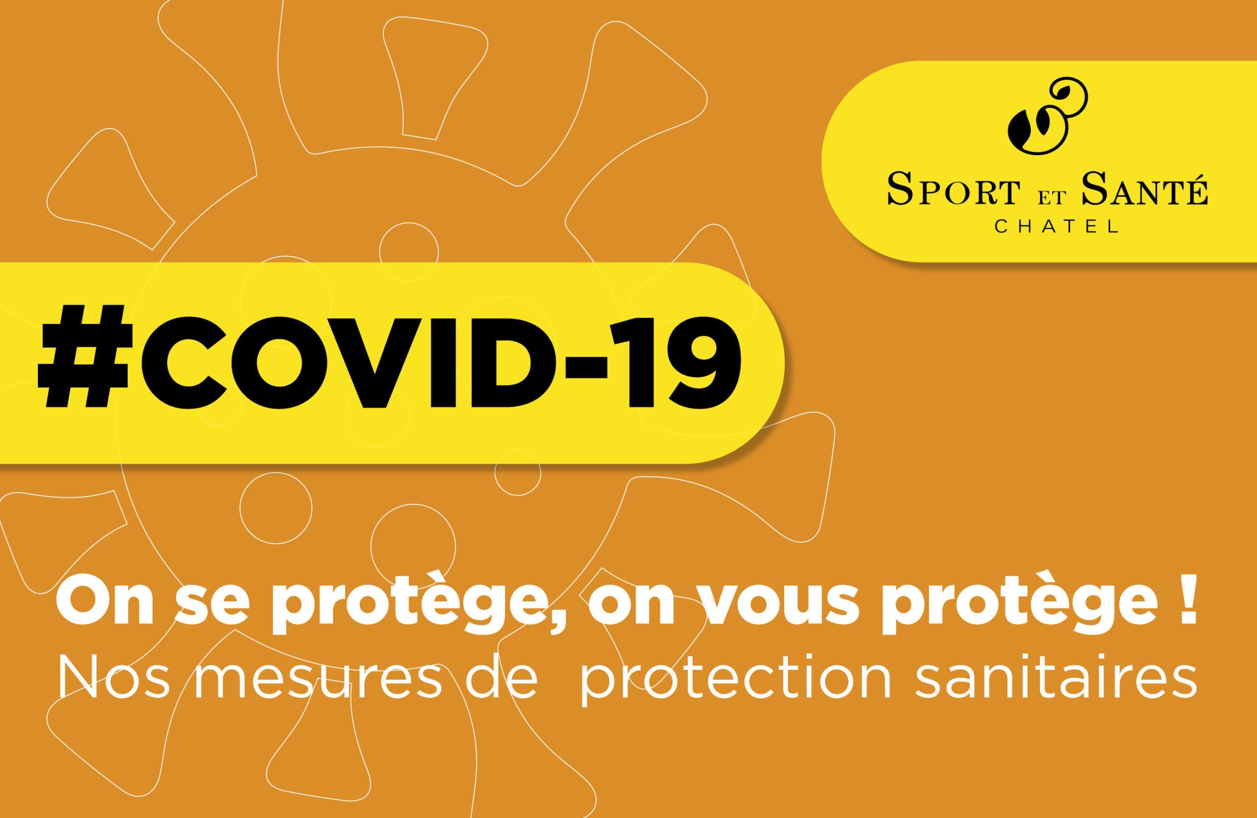 Restrictions et mesures sanitaires liées au COVID-19